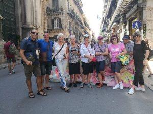 walking tour palermo-new zealand